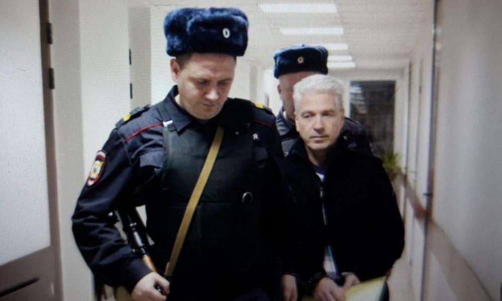 Лучин, ПРионежский район, арестован