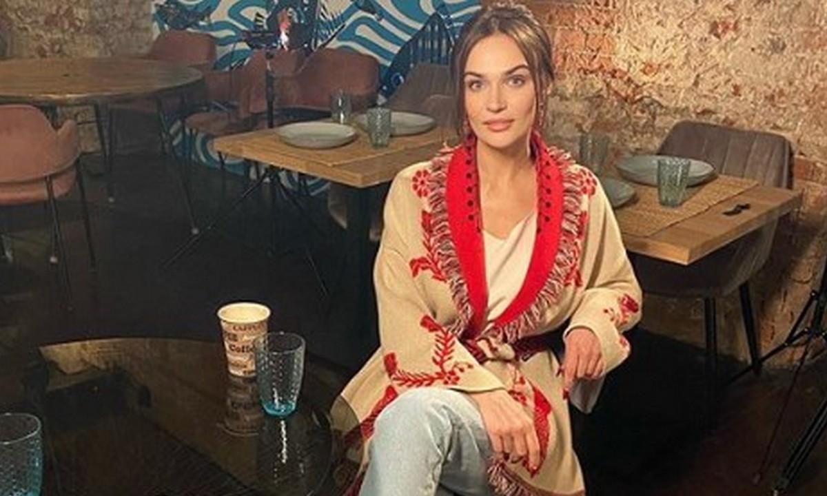 Водонаева, телеведущая