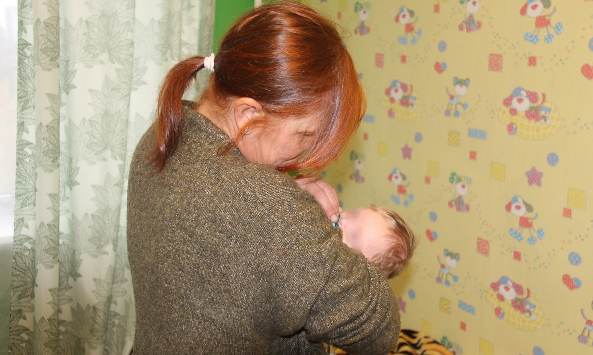 Мама-Дом, ребенок