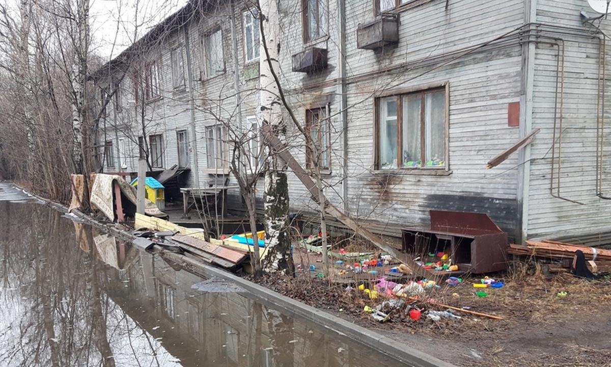 Петрозаводск, мусор, улицы