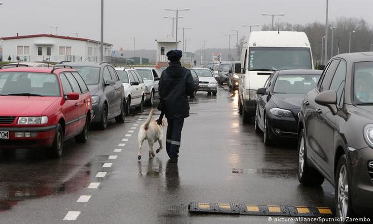 граница, закрыли, Россия