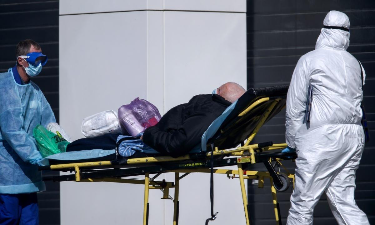 НаКубе скончался  житель россии , заразившийся коронавирусом