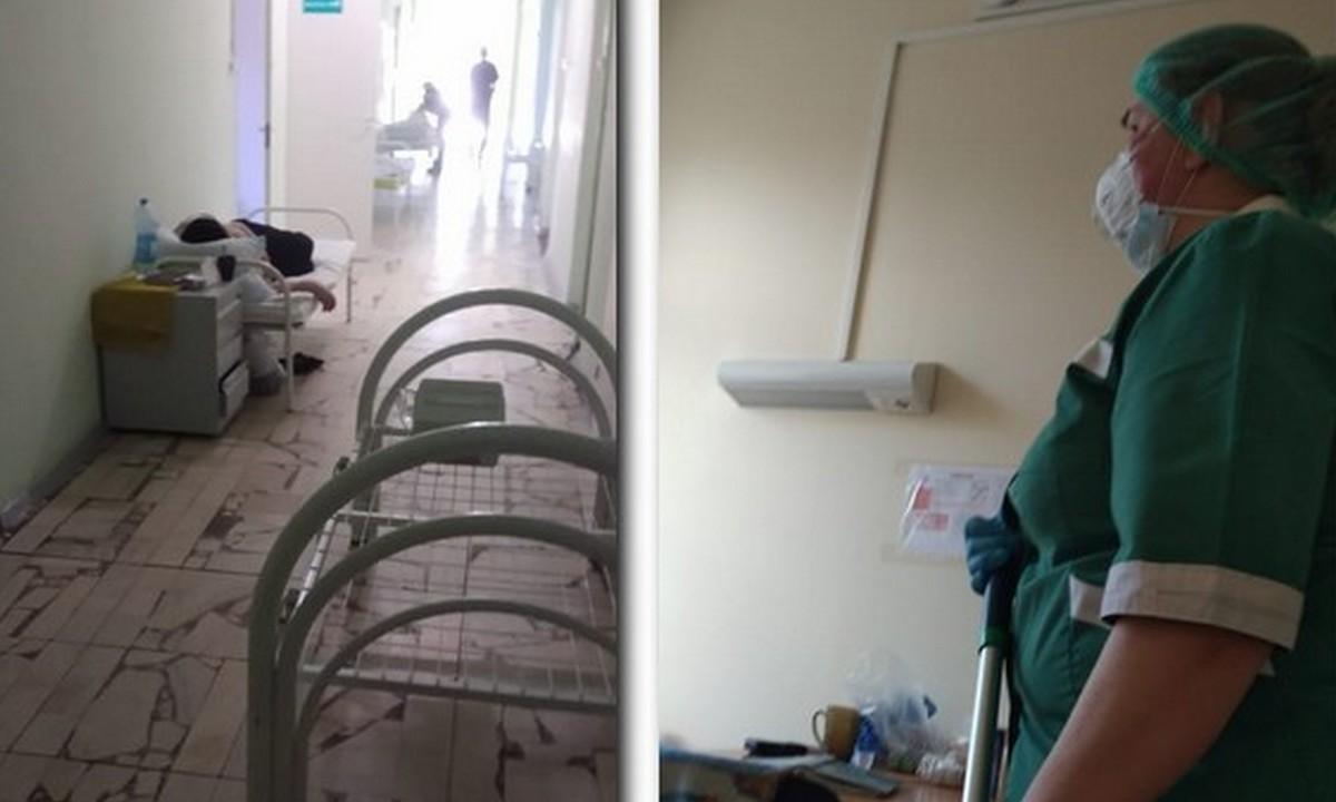 коронавирус, Петрозаводск, больница
