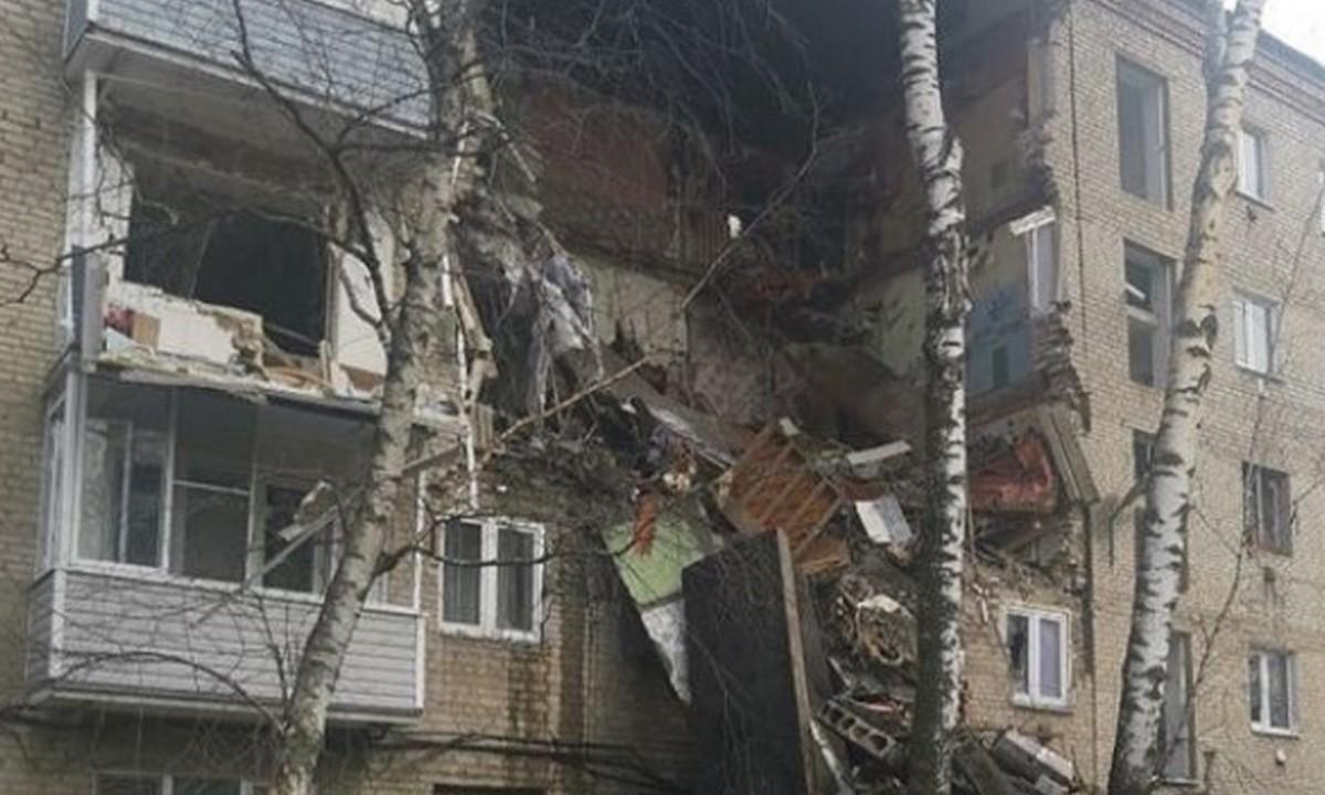 взрыв, газ, Орехово-Зуево
