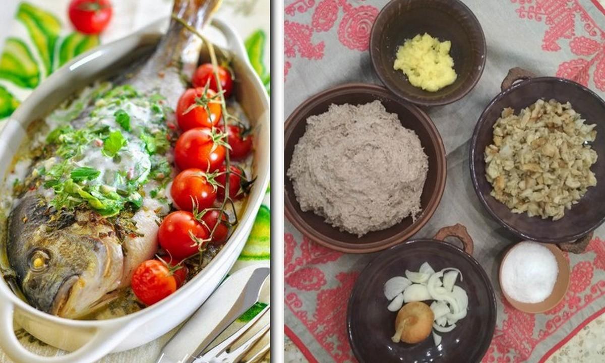 кухня, карельская, рецепты