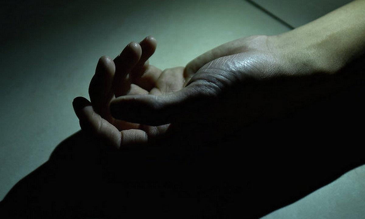 рука, человек, мертвый