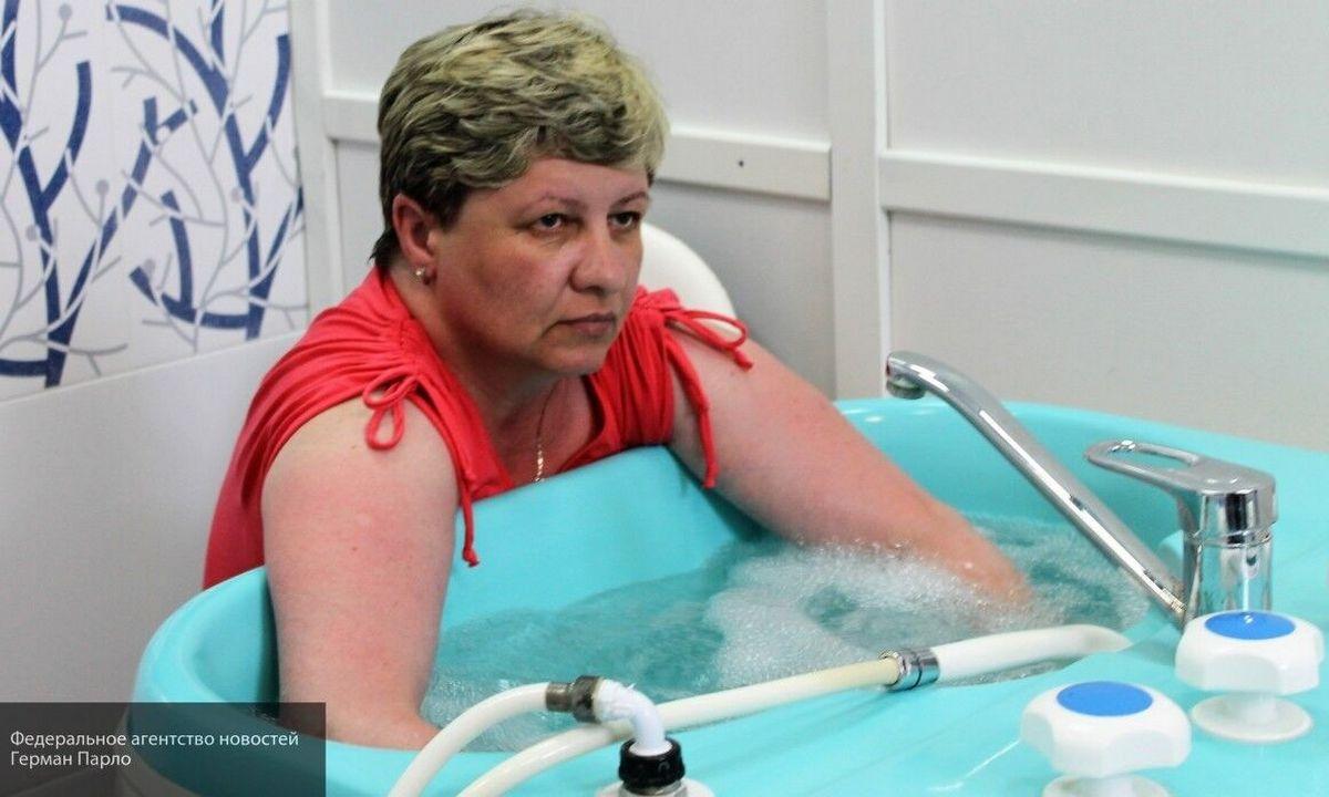 санатории, коронавирус