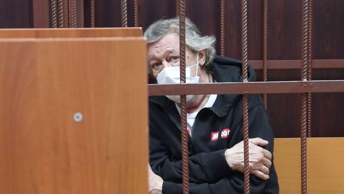 Михаил Ефремов сам себе вынес приговор в зале суда