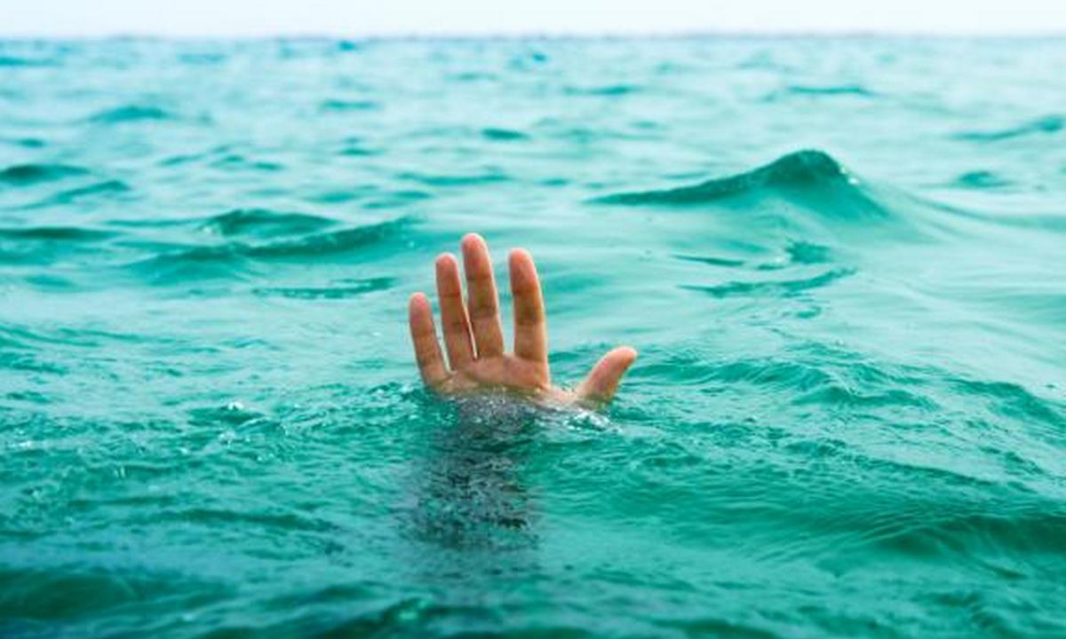 утонул, мужчина, озеро
