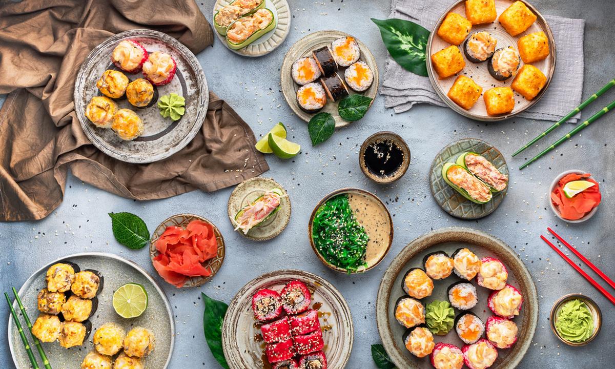 тест, японская кухня, суши, роллы, какой вы сушиман, суши клаб, сушиклаб, петрозаводск, заказать суши, доставка суши, летнее меню