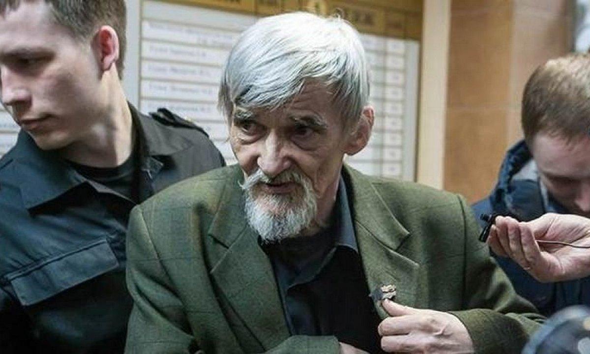 Юрий Дмитриев, обвинение