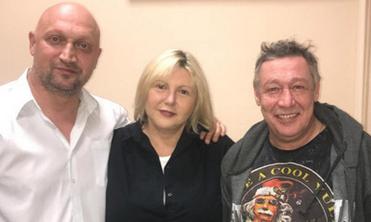 Ефремов, Беркович, актер