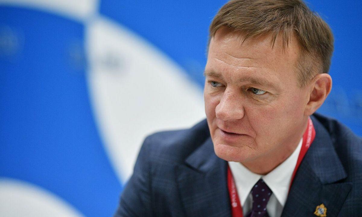 Роман Старовойт, губернатор, Курская область