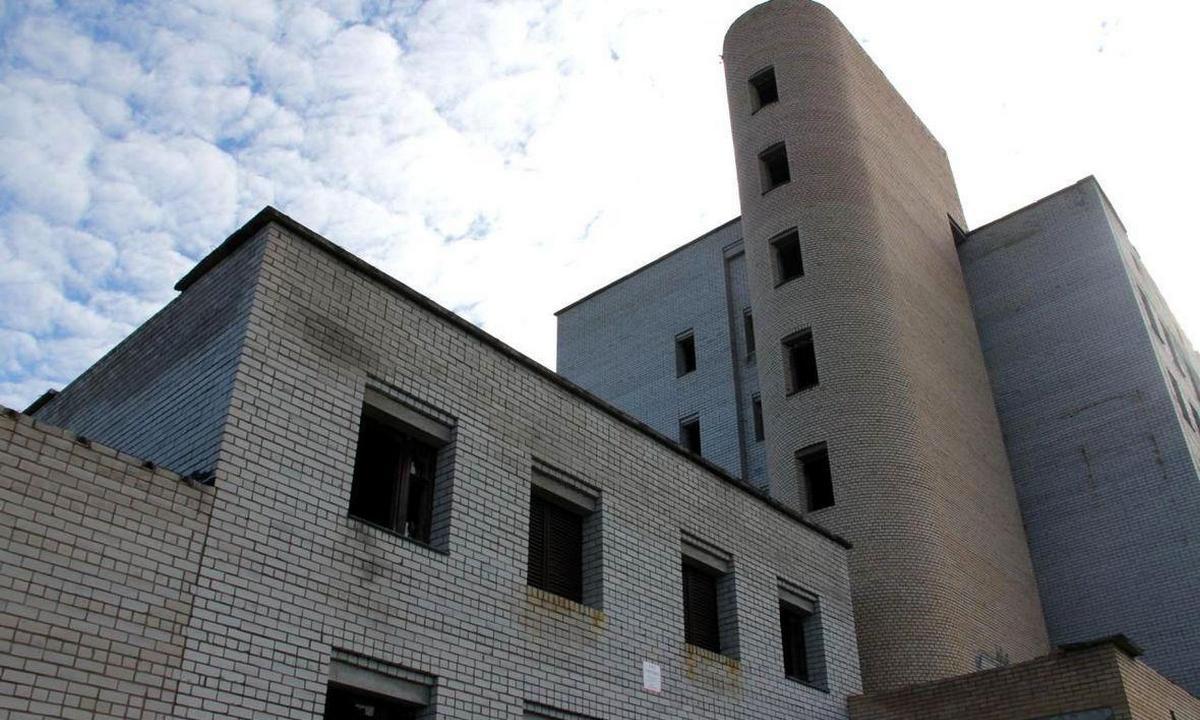 долгострой, Петрозаводск, больница