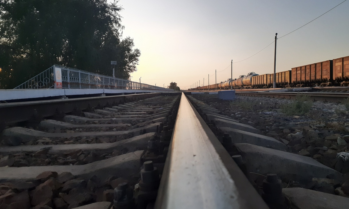 поезд, Таллин, поездка
