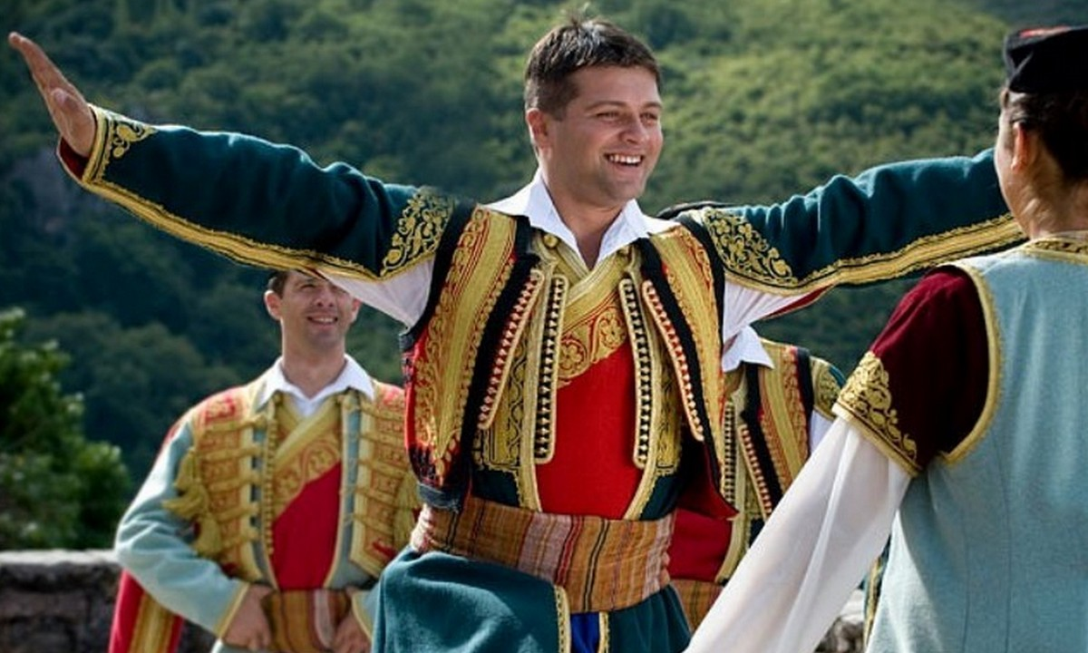 Черногория, страна, границы