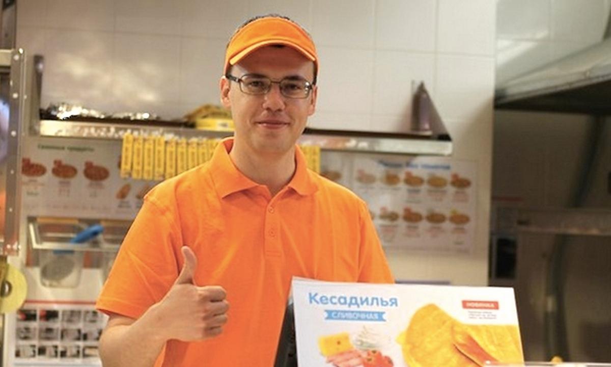 Владимир Горецкий, Додо Пицца, похитили