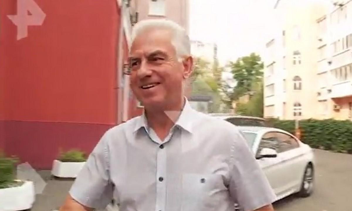 Виктор Ануфриев, адвокат