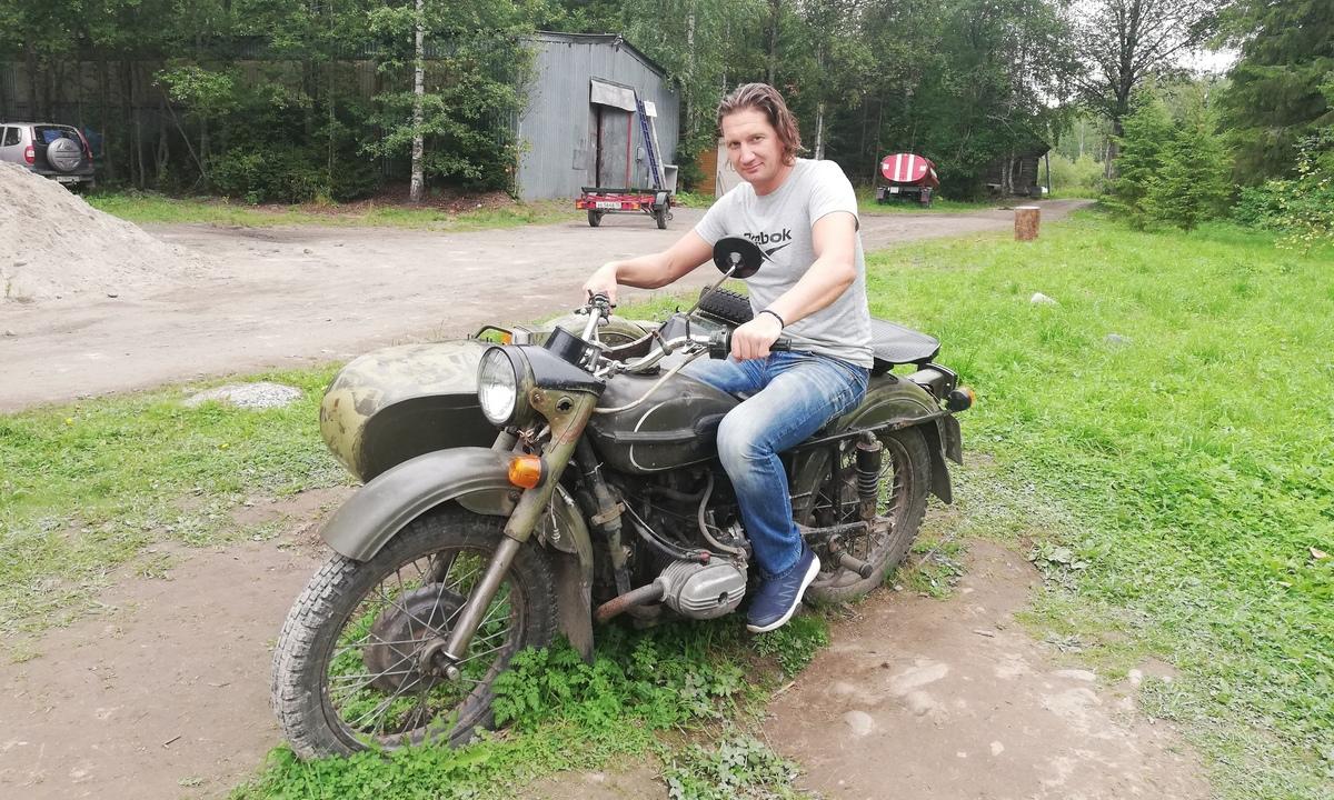 мотоциклист, погиб, Петрозаводск