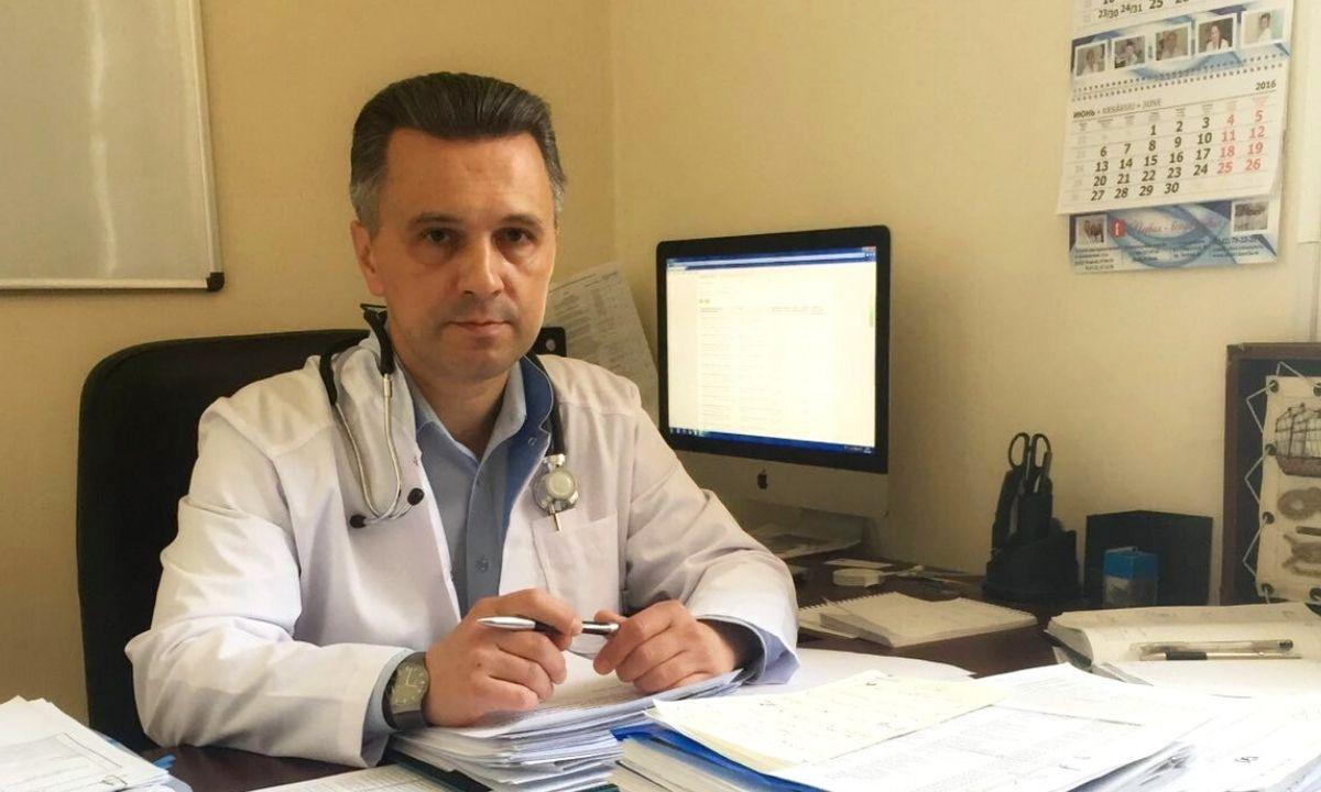 Стоцкий Михаил Михайлович