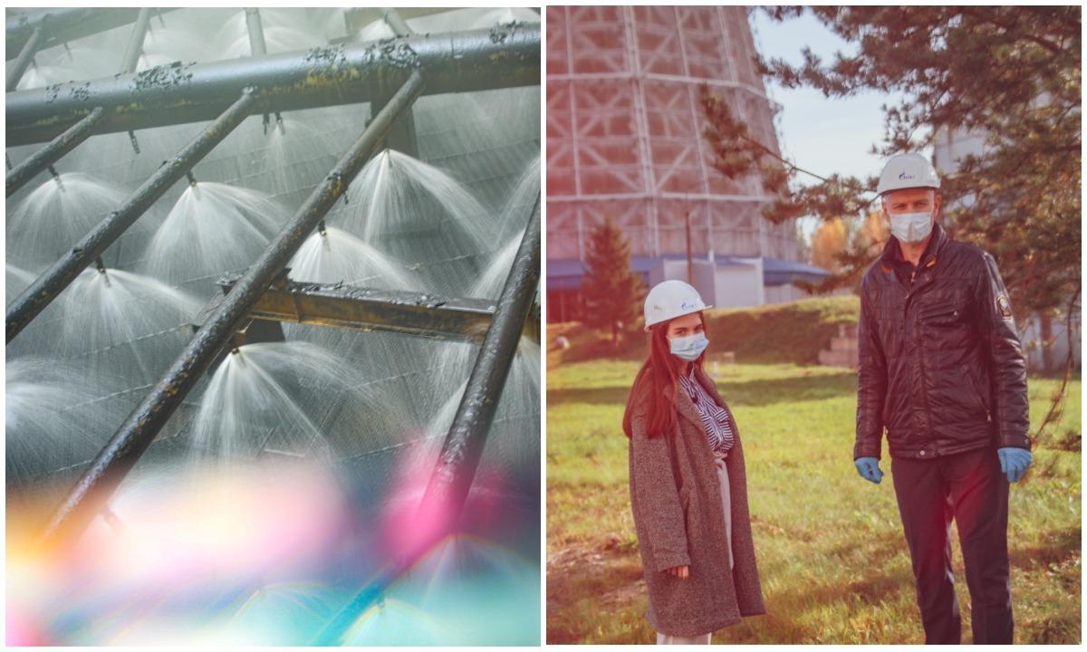 петрозаводская тэц, градирня, что такое, петрозаводск, карелия, тгк, вместе ярче, фестиваль, видео, экскурсия, как устроена