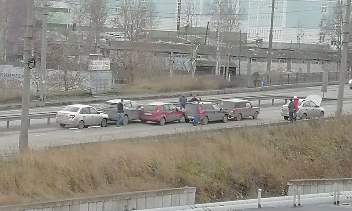 ДТП, авария, Петрозаводск