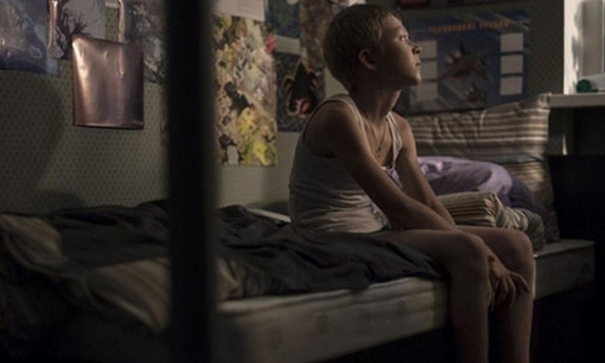 подросток, фильм, Нелюбовь