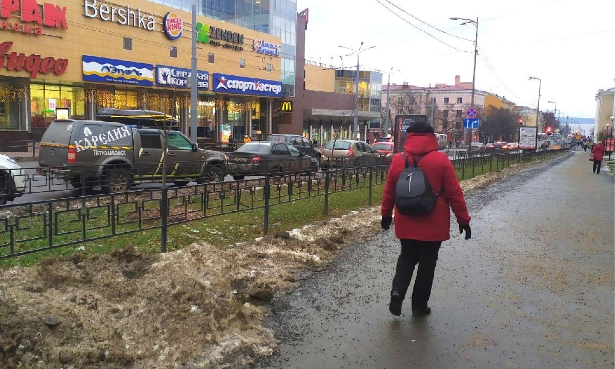 петрозаводск город улицы