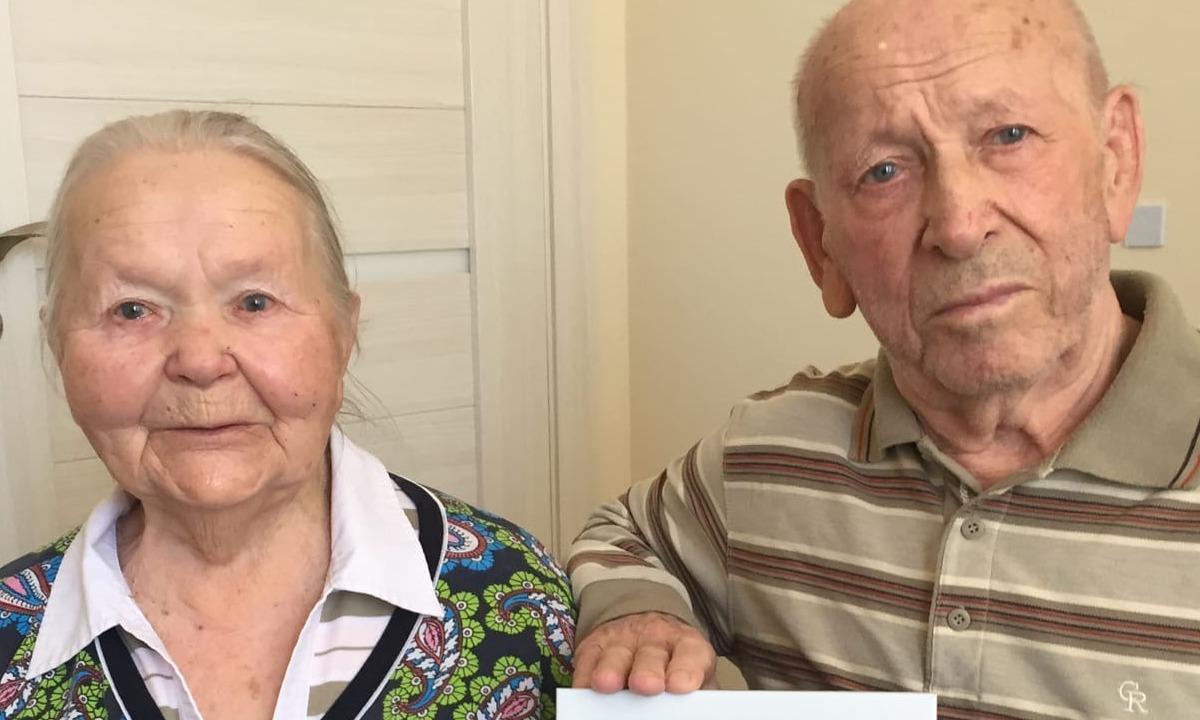 пара, умерла, пенсионеры
