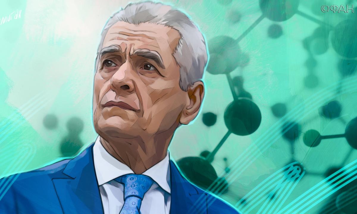 онищенко, коронавирус
