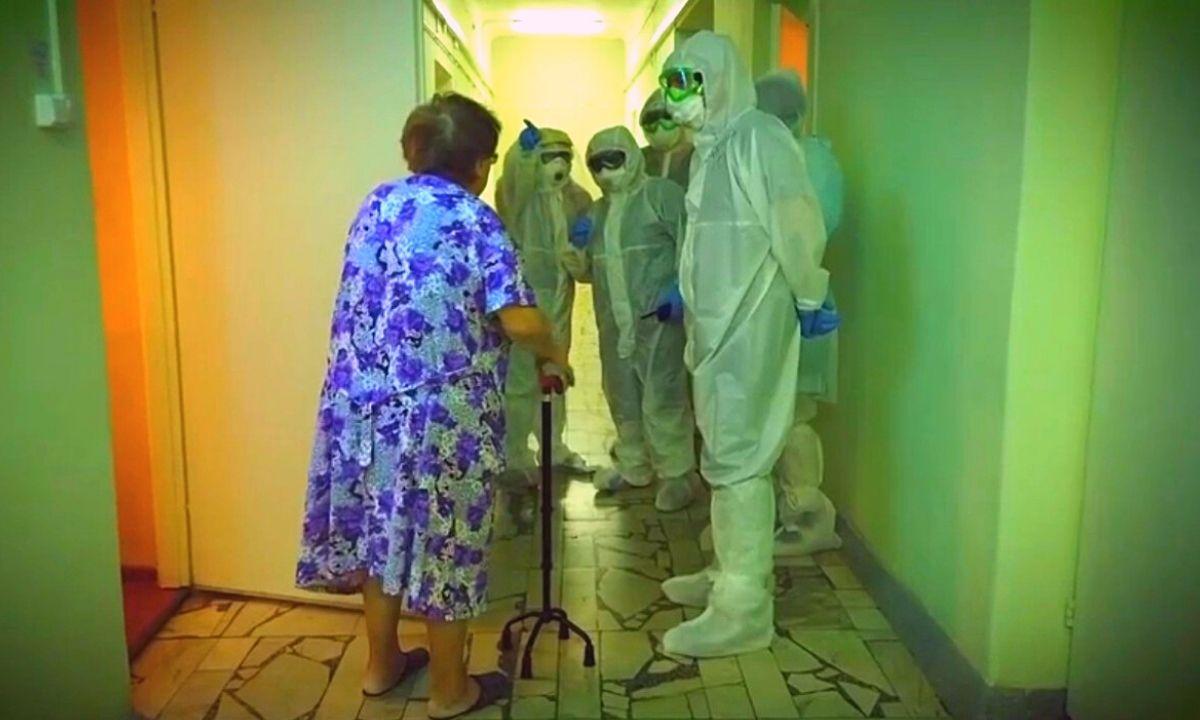 ковид больница