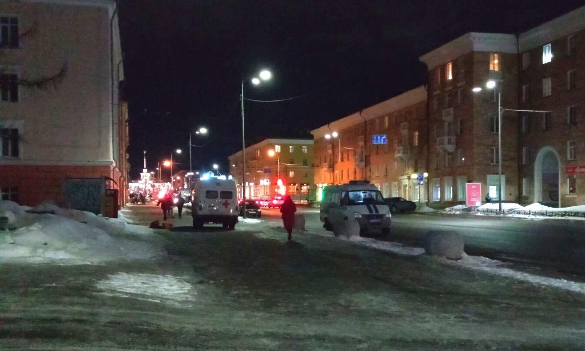 Ленина Петрозаводск умерла женщина
