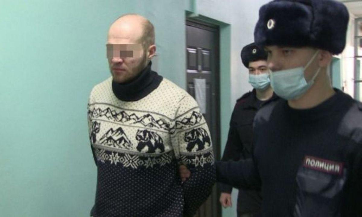 задержан мужчина
