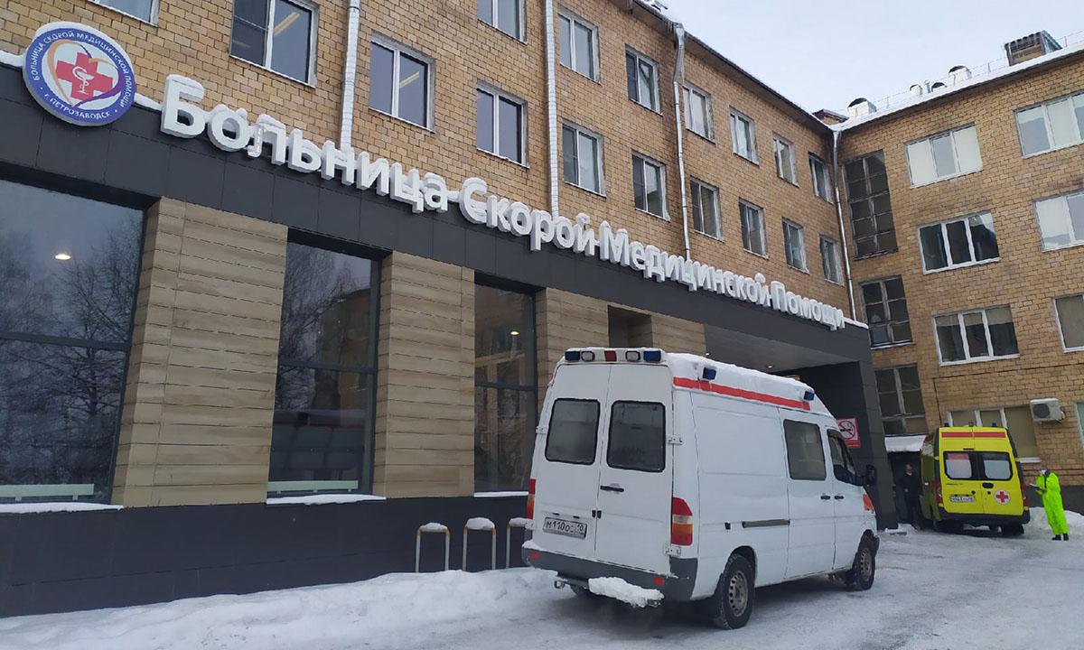 Бсмп в Петрозаводске