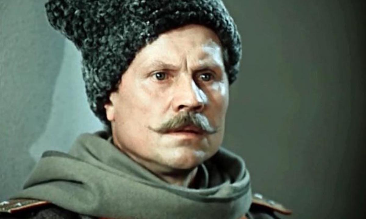 Актер Николай Сморчков