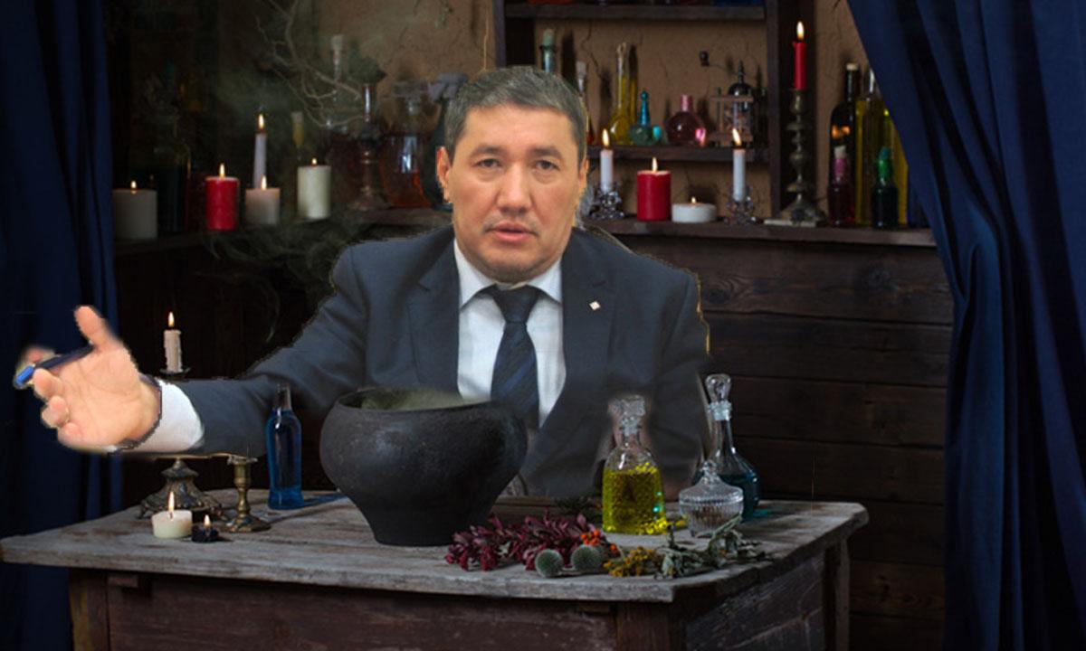 Министр здравоохранения Карелии Михаил Охлопков