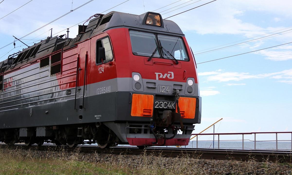 Поезд Мурманск-Адлер