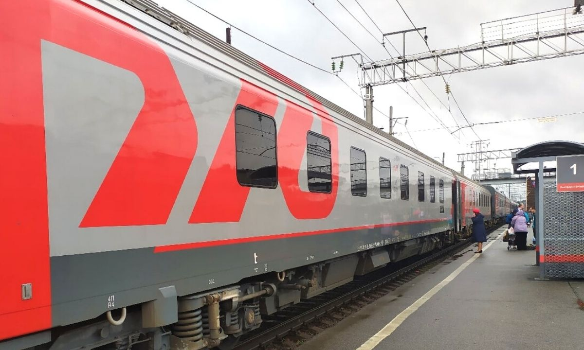 поезд Петрозаводск-Москва