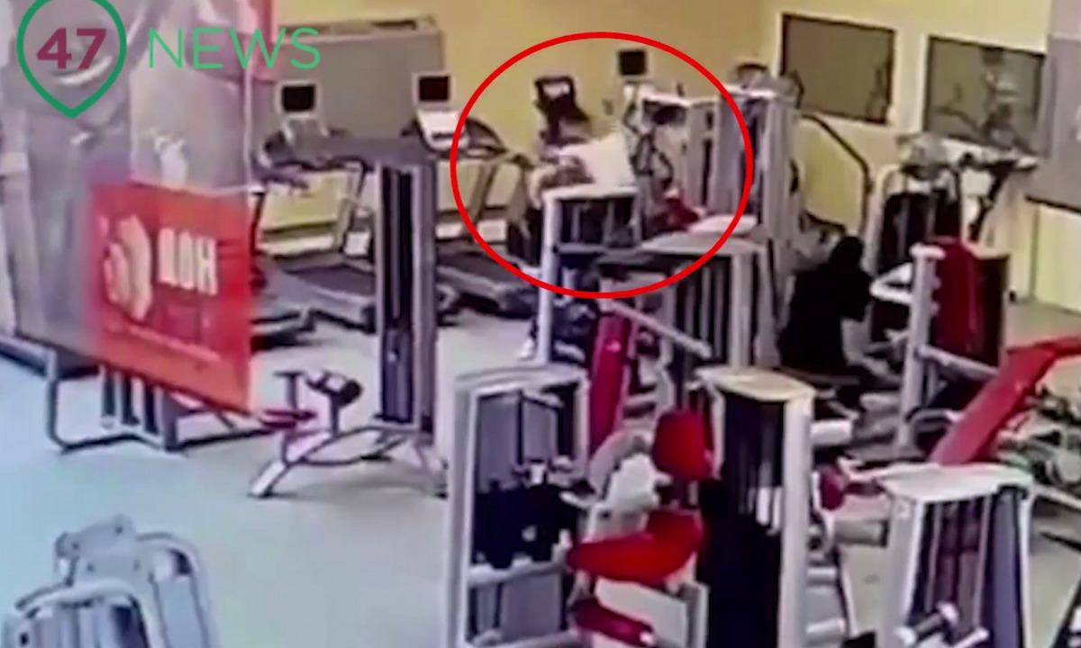 Убийство в московском фитнес-клубе