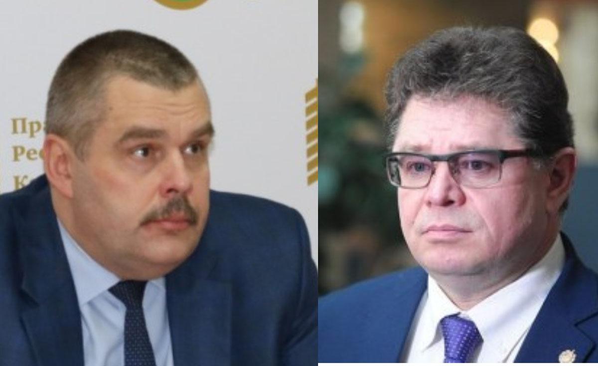 Корсаков и Любарский