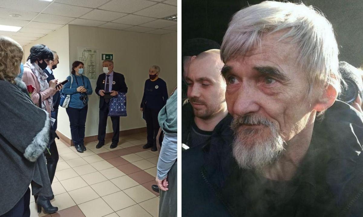 cуд над Юрием Дмитриевым возобновился