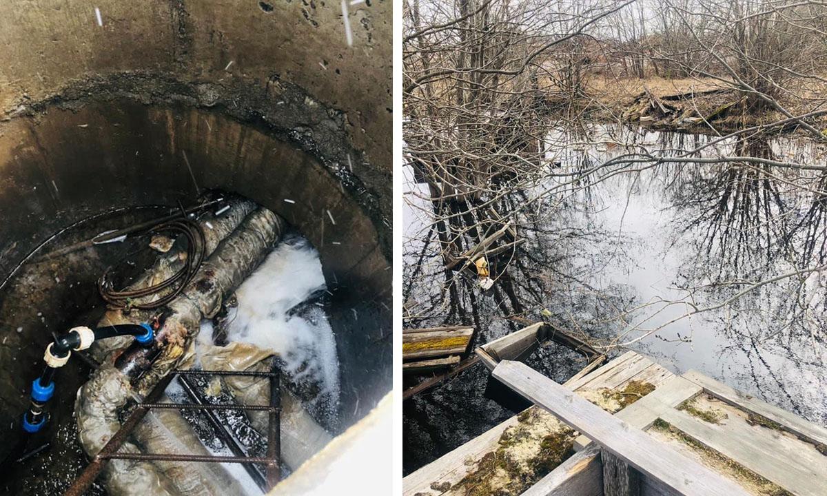 В Кеми крупная авария на водопроводе. Без воды целый город