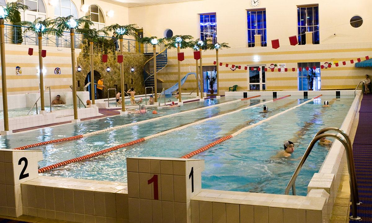 В Петрозаводске закрылся еще один бассейн