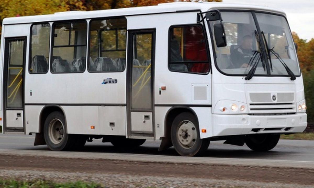 автобус в Петрозаводске