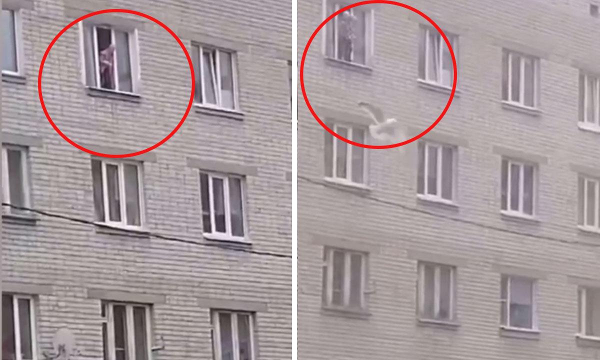 Дети в Петрозаводске устроили шокирующие забавы