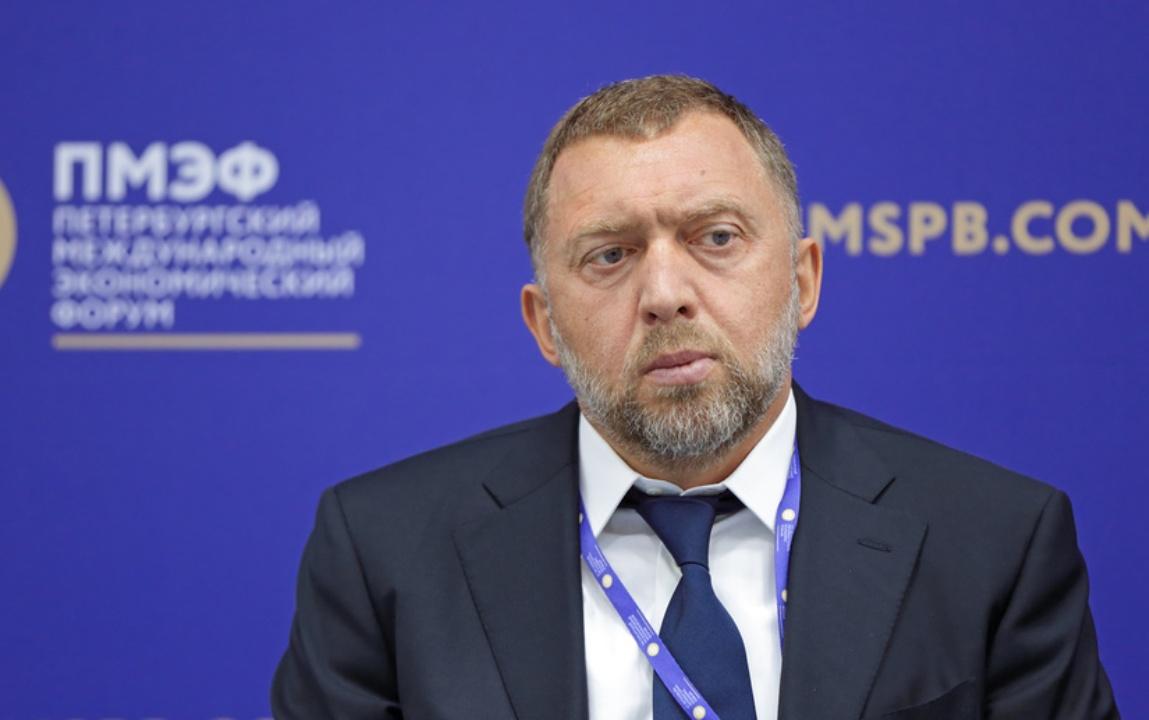 Олег Дерипаска - российский бизнесмен,