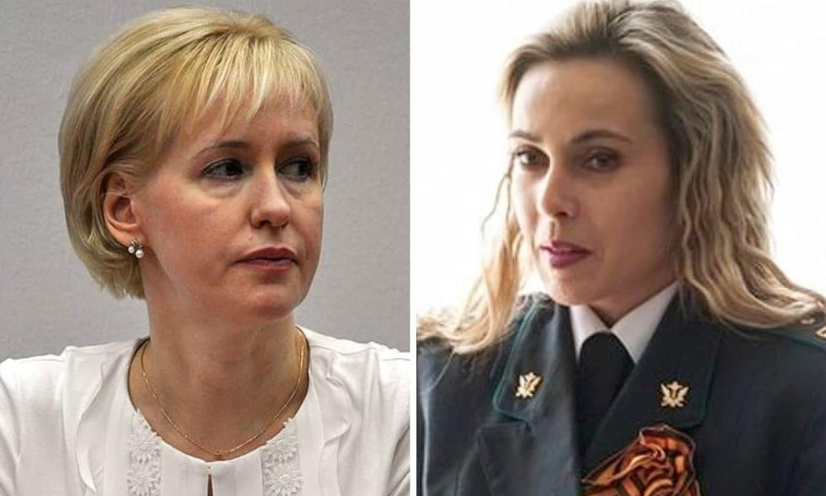 Инна Колыхматова Ирина Мирошник