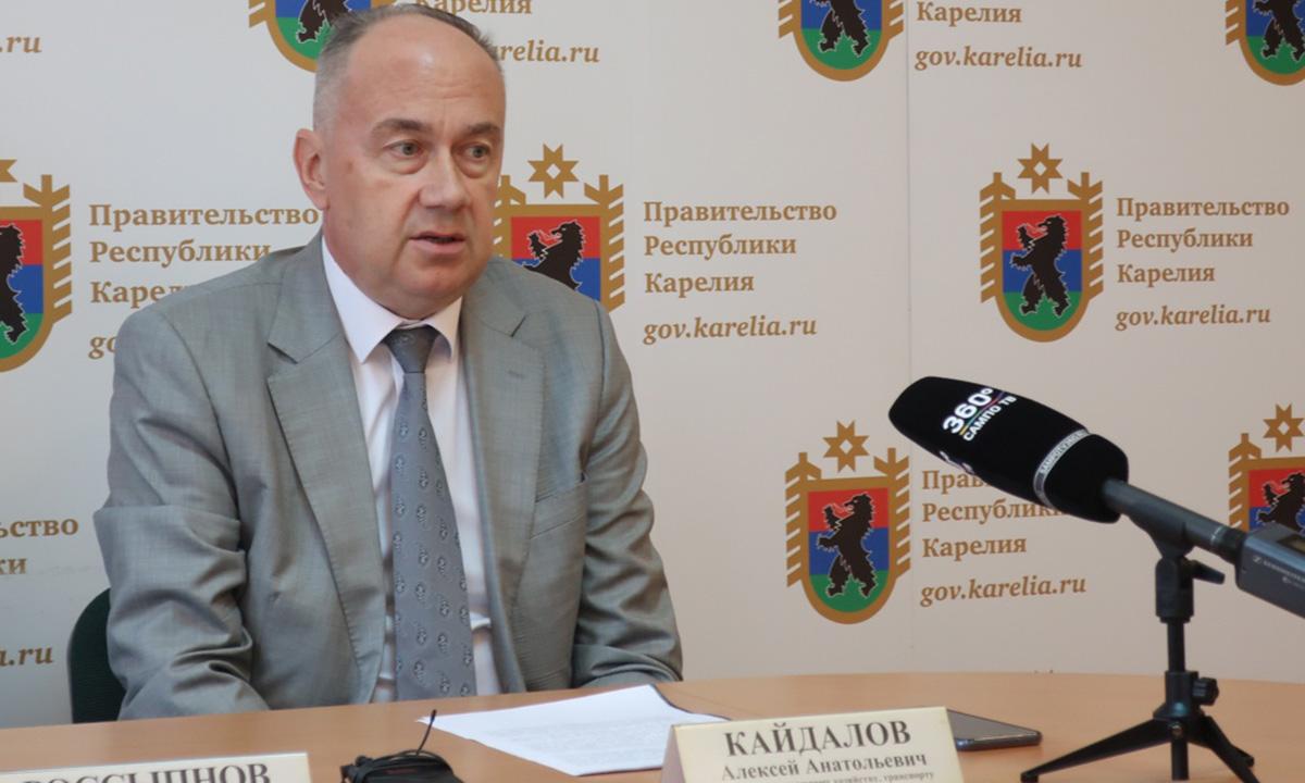 У экс-министра транспорта Карелии, обвиняемого во взяточничестве, похитили 2 миллиона