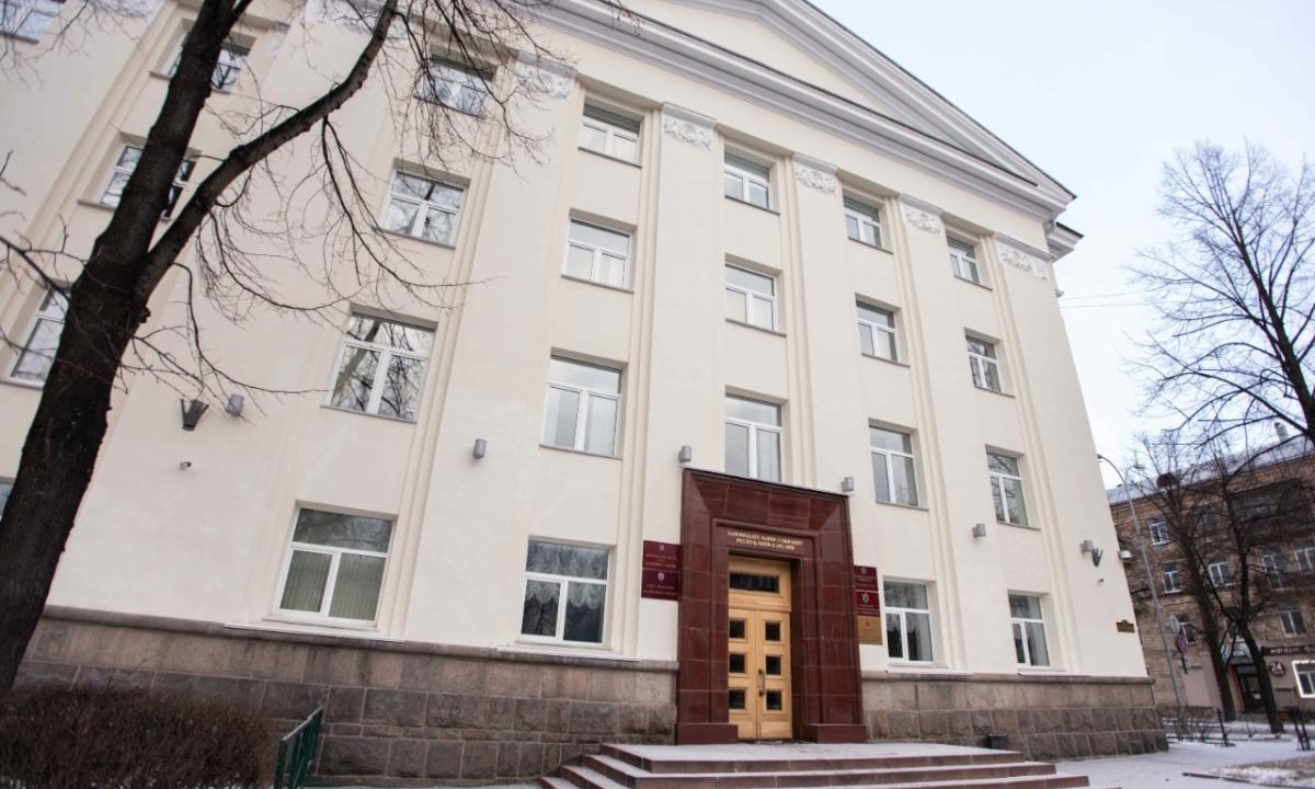парламент Карелии Заксобрание