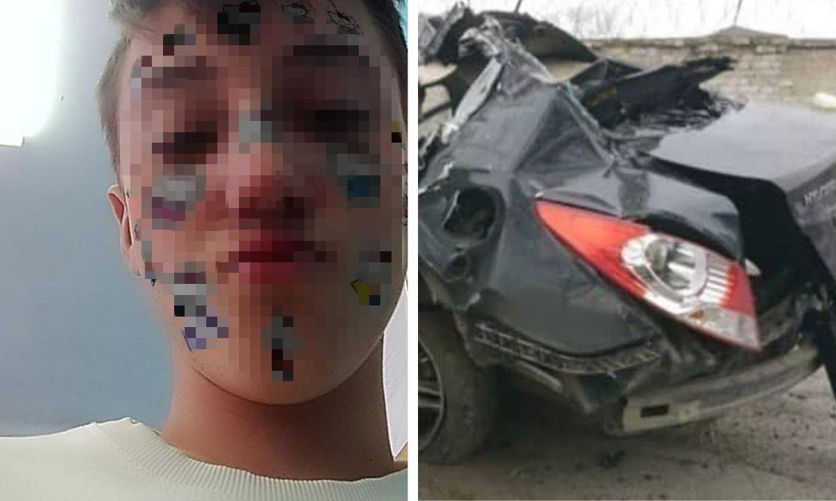 Смертельная авария с подростками